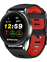 cheap -DS108 Smart Watch BT Fitness Tracker Support Notify & Heart Rate Monitor Compatible Samsung/Sony Android Mobiles/IPhone