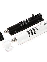 abordables -ZC-818A Cadenas à Code Alliage d'aluminium pour De Porte