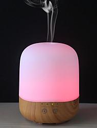 abordables -toucher le nouveau 300 ml de grain de bois ultrasonique machine d'aromathérapie air de bureau à domicile humidificateur d'aromathérapie lampe d'aromathérapie