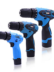 cheap -VOTO Charging Hand Electric Drill Multi-function Household Small Lithium Electric Drill Gun Type Micro Electric Screw Tool Batch Electric Driver