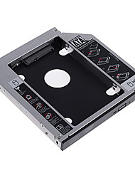 cheap -9.5MM SATA Aluminum Hard Drive Caddy for Notebook