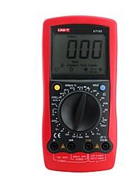 Недорогие -цифровой мультиметр uni-t ut105 портативный вольтметр постоянного тока амперметр постоянного тока тестер напряжения тока тестер сопротивления