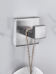 cheap -Robe Hook New Design / Creative Contemporary / Modern Metal 1pc - Bathroom Wall Mounted