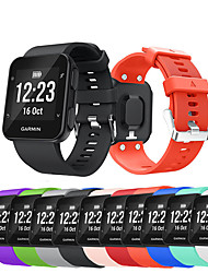 cheap -Watch Band for Forerunner 35 Garmin Sport Band / DIY Tools Silicone Wrist Strap