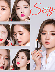 cheap -1 pcs 7 Colors Daily Makeup Waterproof / Lips Wet Coloured gloss / Beauty Boutique / Sexy Makeup Cosmetic Grooming Supplies
