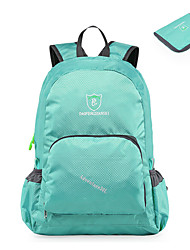 cheap -20 L Hiking Backpack Lightweight Packable Backpack Lightweight Breathable Rain Waterproof Ultra Light (UL) Outdoor Hiking Camping Team Sports Nylon Forest Green Black Purple / Compact