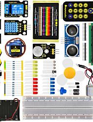 abordables -Mise à niveau de Keyestudio Basic Starter Kit v2.0 (carte mère exclue)