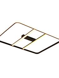 cheap -1-Light 60 cm Flush Mount Lights Aluminum Artistic / Chic & Modern 110-120V / 220-240V
