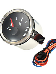 cheap -Marine Boat Fuel Level Gauge Yacht Trim Tank Indicator 52mm 12/24V 240-33 Ohms - 2