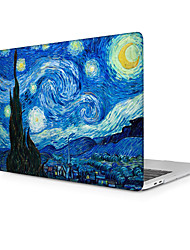 cheap -Van Gogh Oil Painting For MacBook Pro Air Retina Protective Cover 11/12/13/15 (A1278-A1989) PVC Hard Shell