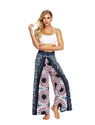 cheap -Women's Yoga Pants Fashion Bottoms Activewear Breathable Soft Micro-elastic