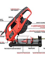 cheap -Toolman Cut-off Saw/Machine 6 6.5A 7/8 works with DeWalt Makita Ryobi Bosch