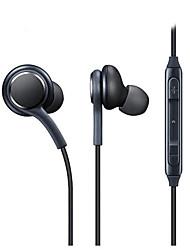 Недорогие -LITBest S8 Наушники-вкладыши Проводное С микрофоном С регулятором громкости Управление телефоном Мобильный телефон