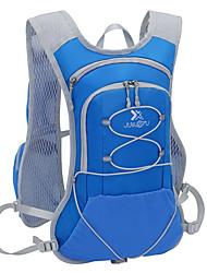 cheap -20 L Hiking Backpack Lightweight Breathable Rain Waterproof Fast Dry Outdoor Fishing Hiking Cycling / Bike Nylon Blue Black / Red Grey / Ultra Light (UL)