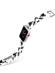 cheap -Geometric Smartwatch Band for Apple Watch Series 5/4/3/2/1 Silicone Classic Buckle iwatch Strap
