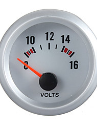 cheap -Car Voltmeters for universal Gauge Antioxidation