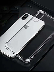 cheap -Phone Case For Apple Back Cover iPhone 12 Pro Max 11 SE 2020 X XR XS Max 8 7 6 Transparent Transparent Soft TPU
