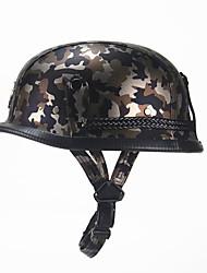 cheap -Half Helmet Adults Unisex Motorcycle Helmet  Breathable / Ultra Light (UL)