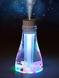 cheap -Creative Vow Bottle Humidifier Household Desktop USB Dazzling Air Purifier
