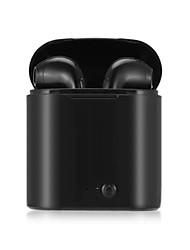 Недорогие -i7s tws bluetooth беспроводные наушники наушники с зарядной коробкой спортивные гарнитуры android audifonos для всех умных мобильных телефонов