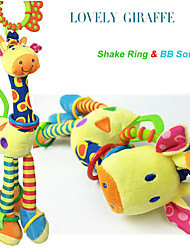cheap -1 pcs Stuffed Animal Plush Toys Plush Dolls Stuffed Animal Plush Toy Giraffe Animals Cute Lovely Other Imaginative Play, Stocking, Great Birthday Gifts Party Favor Supplies Child's Baby