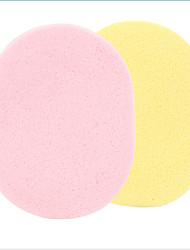 abordables -Éponges de maquillage Jeune Maquillage 2 pcs Éponge Fond de Teint / Visage Doux / Moderne Fête de Mariage / Usage quotidien Maquillage Quotidien Cosmétique Accessoires de Toilettage