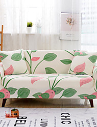 cheap -Sofa Cover High Stretch Bird Printed Soft Elastic Polyester Slipcovers