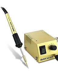 cheap -BAKU Soldering Station BK-938 Mini Solder 220V / 110V  Fast Heating Soldering Iron Equipment Welding Machine for Repair Phone