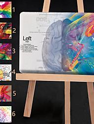 cheap -Brain Series Case For MacBook Pro Air Retina 11/12/13/15 (A1278-A1989) PVC Hard Case
