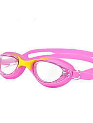 cheap -Swimming Goggles Waterproof Anti-Fog For Child's Others PC N / A Transparent
