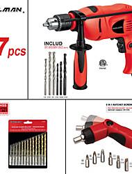 cheap -Electric Power Drill Driver 3/8 W/ Drill Bit & Screwdriver 27 pcs for DeWalt