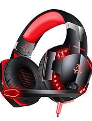 Недорогие -hunterspider v2 видеоигра гарнитура наушники с микрофоном светодиодные фонари PS4 игровой плеер