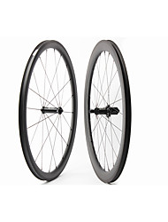 cheap -FARSPORTS 700CC Wheelsets Cycling 23 mm Road Bike Polycarbonate / Carbon Fiber Clincher / Tubeless Compatible 20/24 Spokes 50 mm / 30 mm