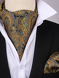 abordables -Homme Soirée / Coupe-vent Cravate & Foulard Imprimé / Cachemire / Jacquard