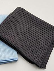 cheap -Microfiber Microfiber Towel High Absorbency Light Blue 45*40 cm