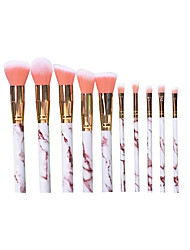 cheap -Professional Makeup Brushes 20pcs Full Coverage Comfy Artificial Fibre Brush Wooden / Bamboo for Makeup Brush