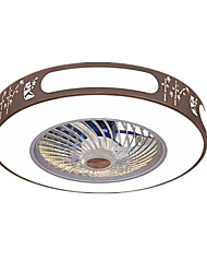 cheap -QIHengZhaoMing Ceiling Fan Ambient Light Painted Finishes Acrylic 110-120V / 220-240V