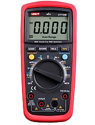 Недорогие -uni-t ut139b цифровой мультиметр true rms авто диапазон lcr метр емкость тестер частоты электрический переменный ток вольтметр multimetro