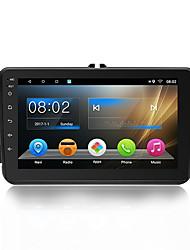 Недорогие -LITBest 7 дюймовый Автомобильный MP5-плеер Сенсорный экран для Универсальный Поддержка MPEG / AVI / MOV MP3 / WMA / WAV JPG