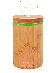 cheap -Bamboo Aromatherapy Humidifier Ultrasound Aromatherapy Machine Home Decoration Aromatherapy Lamp