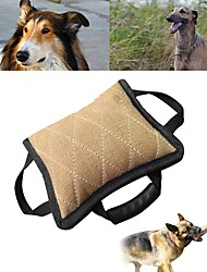 cheap -Dog Training Protective Screen Anti Bark Device Pet Friendly Dog Trainer Safety Fabric Behaviour Aids For Pets