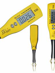Недорогие -Holdpeak Hp-990a DC тестер напряжения сопротивление емкость SMD тестер профессиональный SMT компонентный цифровой мультиметр