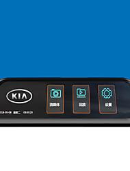 Недорогие -Factory OEM V1-01 1080p Противо-туманное покрытие Автомобильный видеорегистратор 170° Широкий угол 3.5 дюймовый Капюшон с Ночное видение Автомобильный рекордер