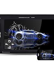 Недорогие -Автомобильный MP5-плеер Сенсорный экран для Универсальный Поддержка MPEG / AVI / MOV MP3 / WMA / WAV JPG