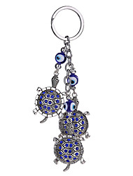 cheap -Keychain Turtle Ring Jewelry Dark Blue For Causal Daily