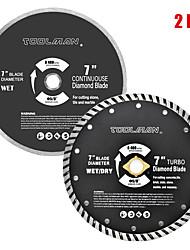 abordables -lame de scie circulaire 7 5/8 2 pcs pour dewalt makita& Ryobi diamant maçonnerie