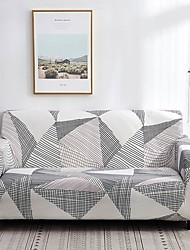cheap -Sofa Cover Contemporary Reactive Print Polyester Slipcovers