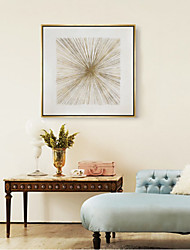 cheap -Framed Art Print - Landscape Botanical PS Illustration Wall Art