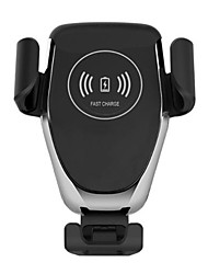 cheap -Fast Charger / Wireless Charger / Wireless Car Chargers USB Charger Universal Wireless Charger / Qi Not Supported 2 A DC 5V for iPhone X / iPhone 8 Plus / iPhone 8