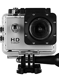 cheap -SJ4000B vlogging Waterproof / Outdoor 32 GB 4x 2 inch Single Shot 30 m